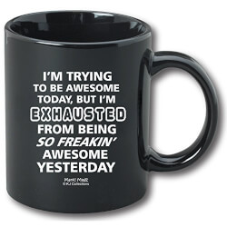 Awesome Coffee Mug