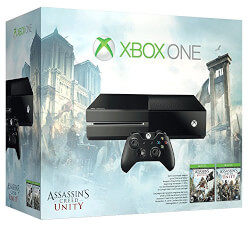 Xbox One Assassins Creed Unity..