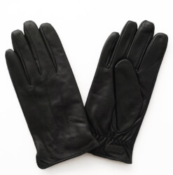 Glove.Ly Mens Leather Touch..