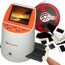 7-In-1 Film To Digital Converter