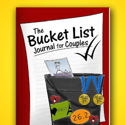 The Bucket List Journal For..