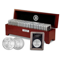 The Complete American Eagle Silver..