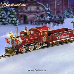 Budweiser Holiday Express..
