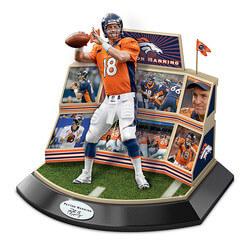 Denver Broncos Peyton Manning..