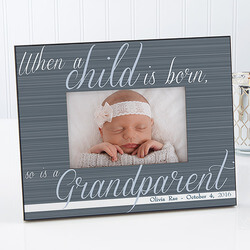 Personalized Grandparent Picture..