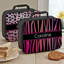 Personalized Girls Lunch Tote -..