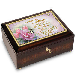 A Mothers Love Music Box..