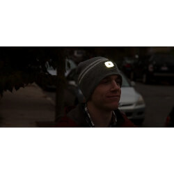 Rechargeable Lighted Hat