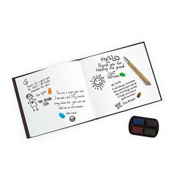 Teachers Fingerprint Memory Book