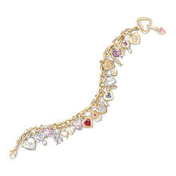 The Ultimate Love 30-Charm Bracelet