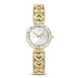 Love Always Diamond Heart Watch..
