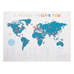A World Of I Love You