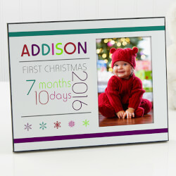 Personalized First Christmas..