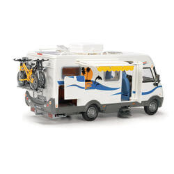 Childrens Plastic Holiday Camper..