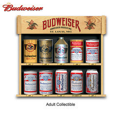 Historic Vintage Budweiser Can..