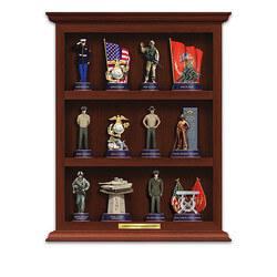 U.S. Marine Corps Figurine..
