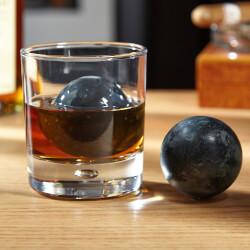 Perfect Sphere Whiskey Rocks, Set..