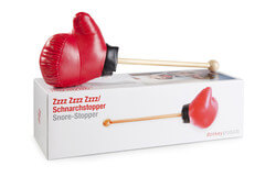 Snore Stopper ZZZZZZ Boxing Glove..