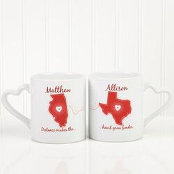 Personalized Coffee Mug Sets -..