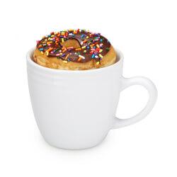 Donut Warming Mug