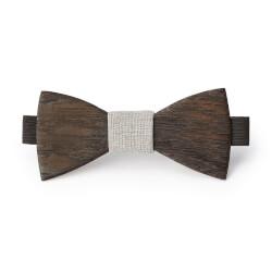 Reclaimed Whiskey Barrel Bow Tie