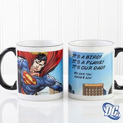 Personalized Superhero Coffee Mugs..