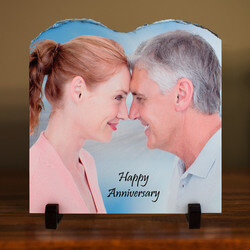 Photo Personalized Tablet Shaped..