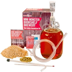 Mini Monster 1 Gallon Beer Kit –..