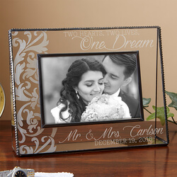 Personalized Romantic Couple..