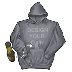 Design Your Own Tailgate Sweatshirt