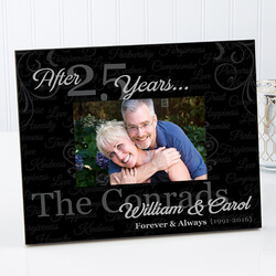 Personalized Anniversary Picture..