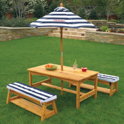 Personalized Kids Outdoor Table &..