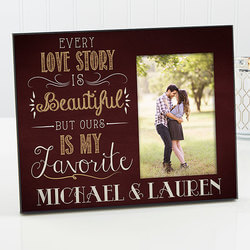 Personalized Picture Frame..