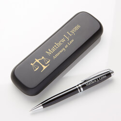Engraved Lawyers Pen Set - The..