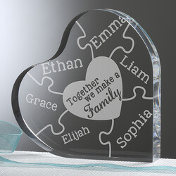 Personalized Heart Keepsake -..