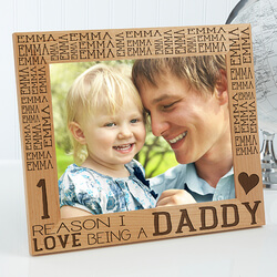 Personalized Picture Frame For Him..