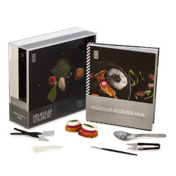 Deluxe Molecular Styling Kit With..