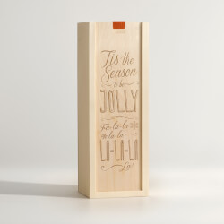 Tis The Season - Christmas Wine Box