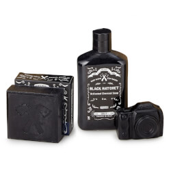 Mens Charcoal Skincare Set