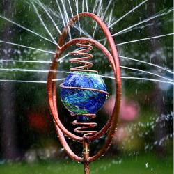 Copper Spiral Sprinkler