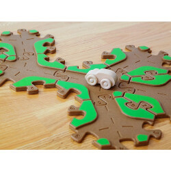 Tobo Toys: Upcycled Play Track -..