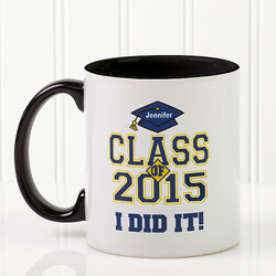 Custom Graduation Ceramic Coffee..