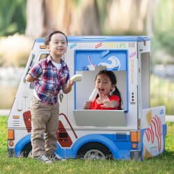 Ice Cream Truck Playhouse