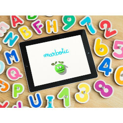 Marbotic: Smart Numbers + Letters..