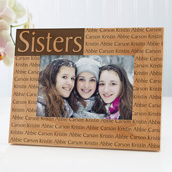 Personalized 4x6 Picture Frame..