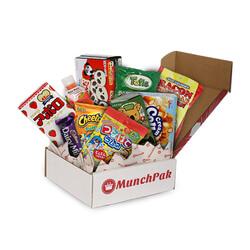 MunchPak - 10+ Snacks