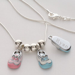 Personalized Sterling Silver..