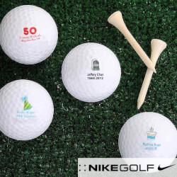 Personalized Golf Balls Birthday..