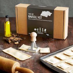 Homemade Mushroom Ravioli Kit