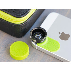Limelens: Interchangeable Phone..